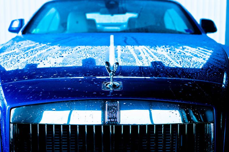 Ročno pranje in poliranje avta